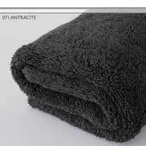 Exquisite Italian toweling bathrobe, single color, for bathroom or spa center